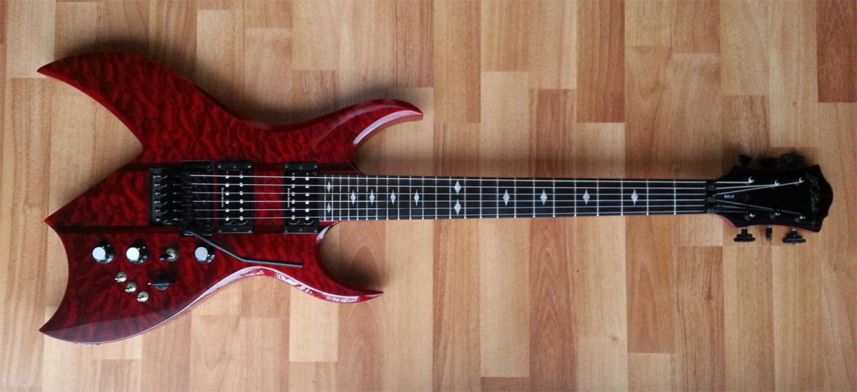 bc rich rich bich st tree fitty chicago madison for sale wanted to buy pif ebay. Black Bedroom Furniture Sets. Home Design Ideas